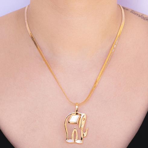 colar-elefante-curto-